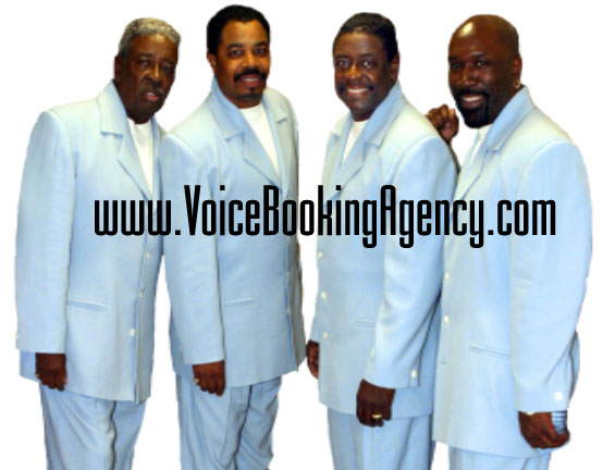 "Book The Manhattans at Voice Booking Agency - ""We Bring The Stars To ..."